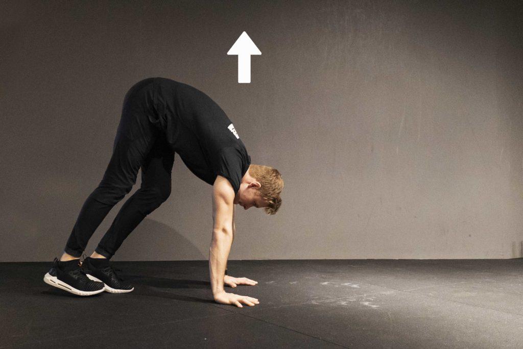 Guide: Att lära sig stå på händer - Kick-Up